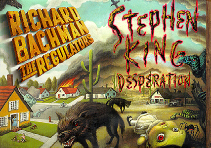 Stephen King Desperation/Regulators